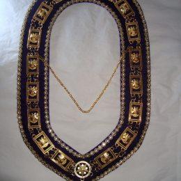 Masonic-Regalia-32-Degree-Scottish-Rite-Metal-Chain