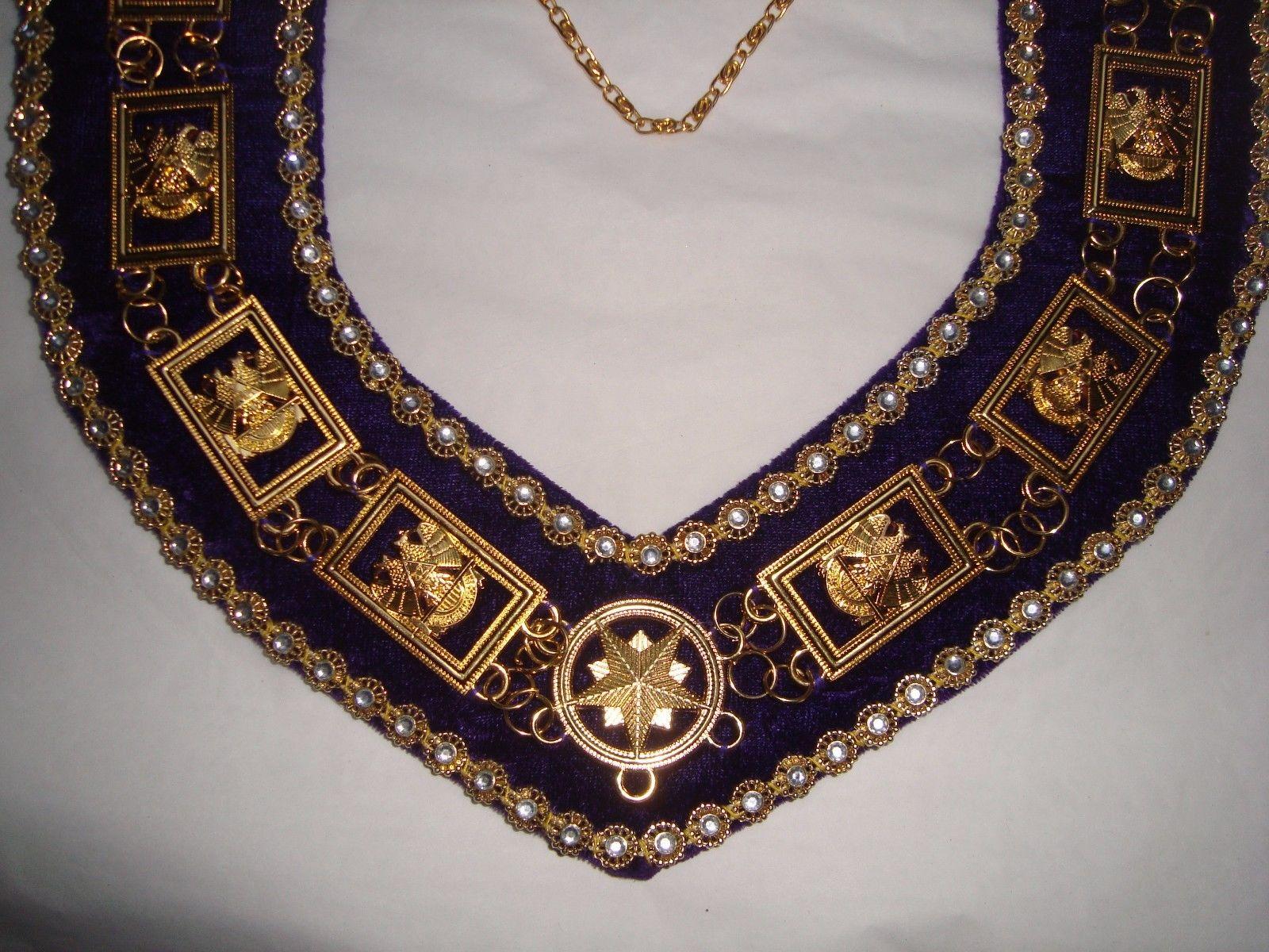 Masonic-Regalia-32-Degree-Scottish-Rite-Metal-Chain-_57 (1)
