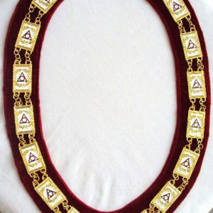 Regalia-Masonic-Ladies-Of-Circle-Of-Perfection-Dress