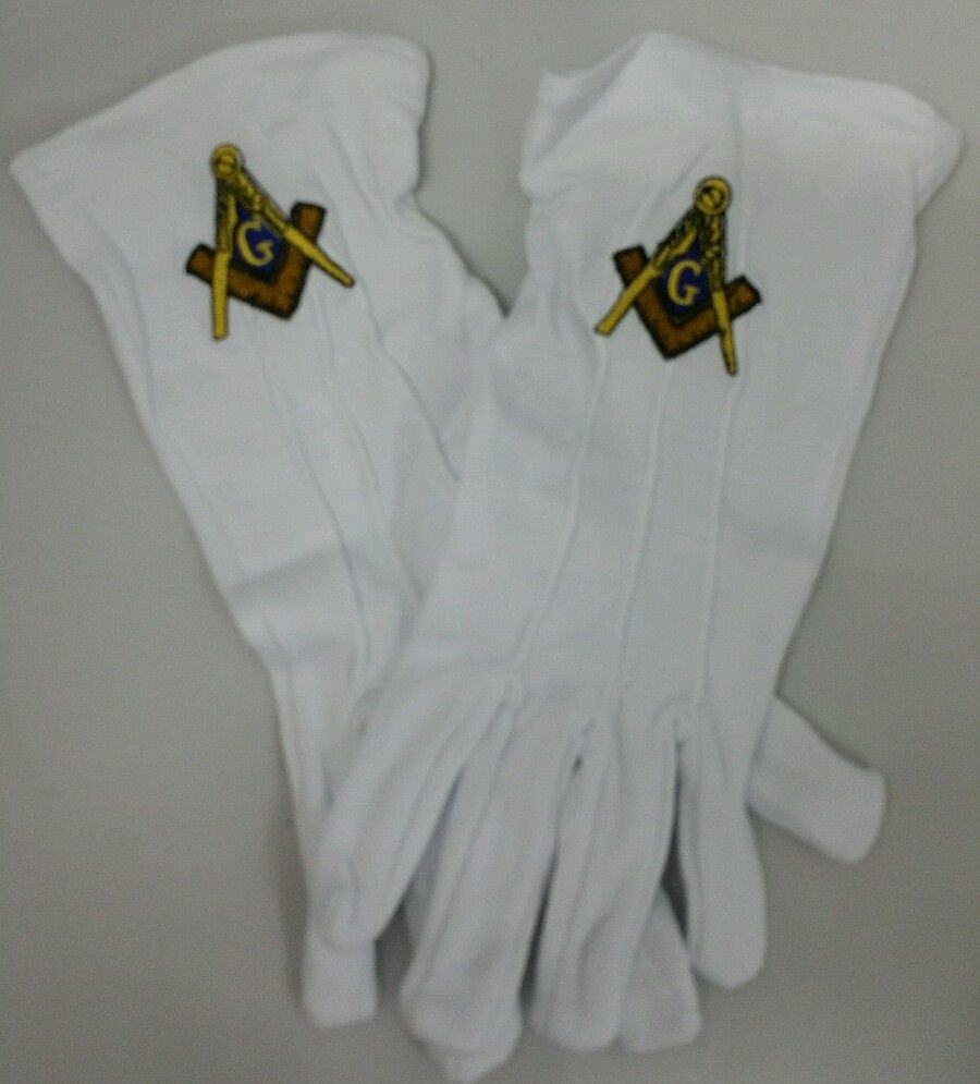 Masonic-Freemasons-Square-And-Compass-Embroidered-Dress-Gloves