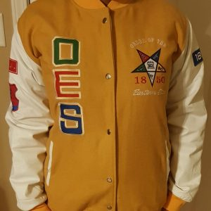 Yellow OES Jacket