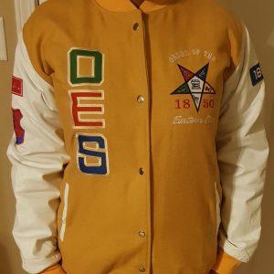 Yellow OES Jacket