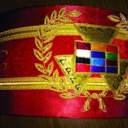 Royal Arch Crown cap