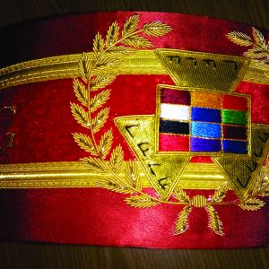 Royal Arch Crown cap