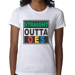 STRAIGHT OUTTA OES Shirts OES Shirt