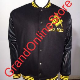 Prince Hall Jacket.