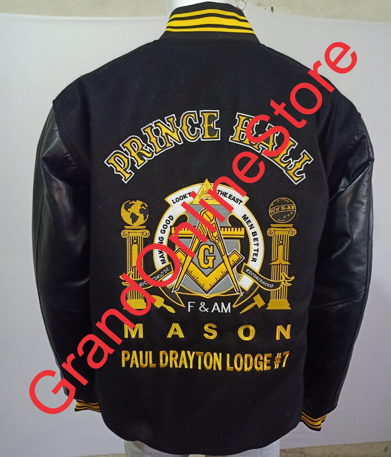 Prince Hall Jacket