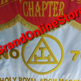 Holy Royal Arch Banner