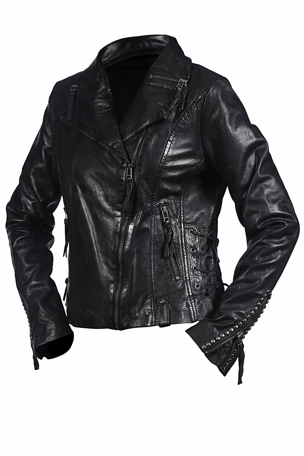 Custom tailored leather jackets