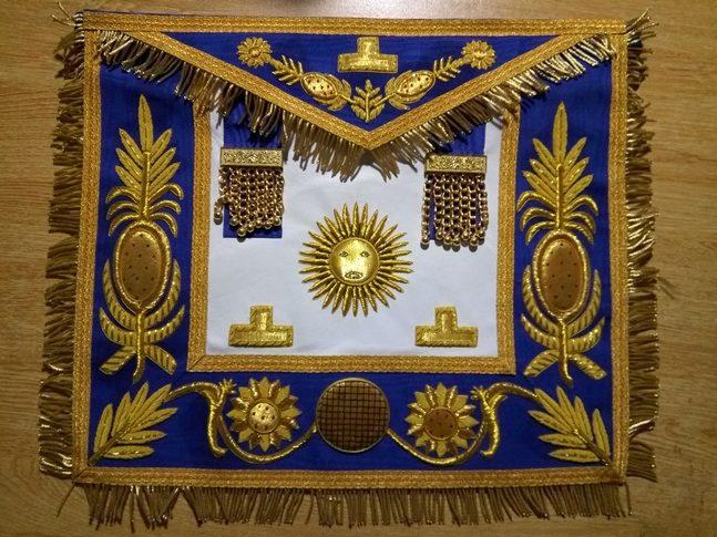 Masonic Past Grand Master Apron Grand Lodge